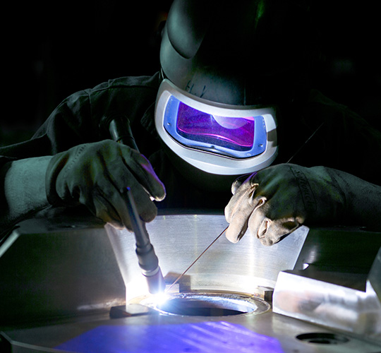 Laser Welding for Sheetmetal Fabricators