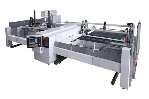 Fiber laser cutting systems reach G-level acceleration