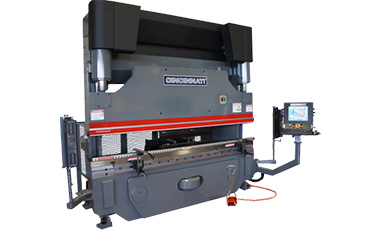 Cincinnati 12 Foot, 90 Ton Hydraulic Forming Press