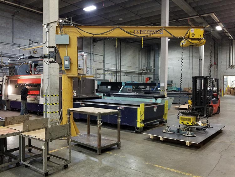 Worldwide Sheet Metal Fabrication Services Market Research Study