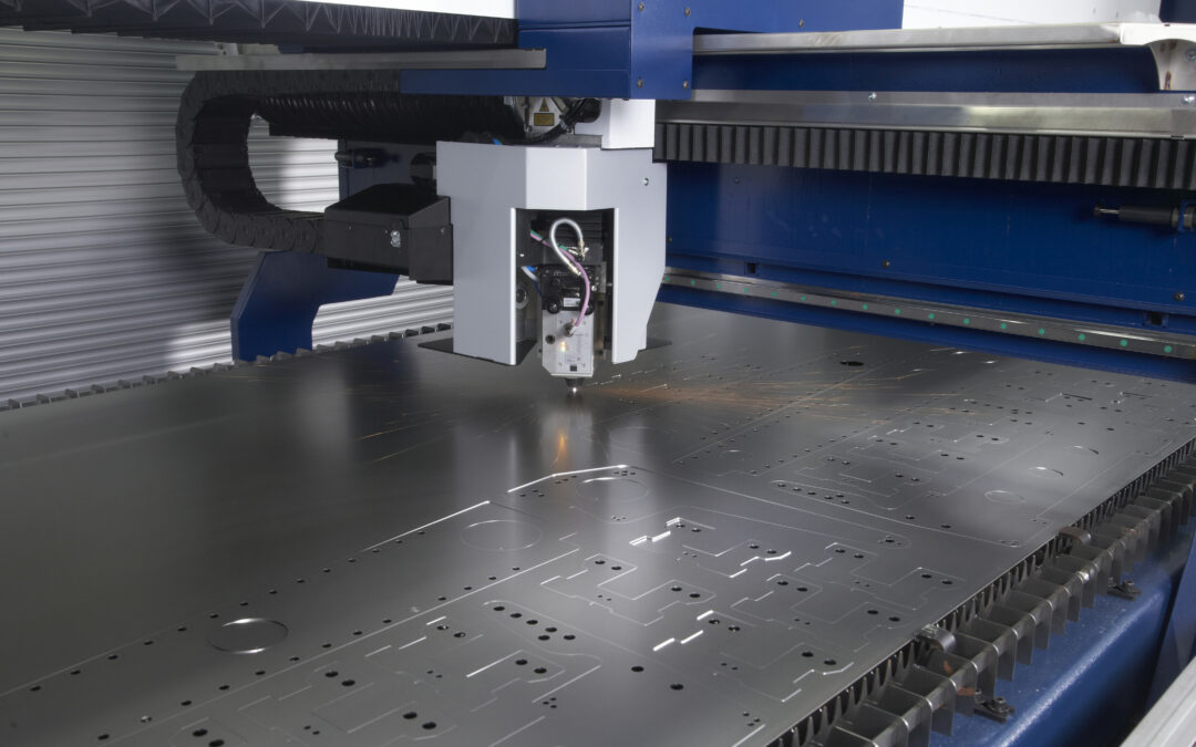 Global Sheet Metal Fabrication Machines Market 2018 Industry Key Players